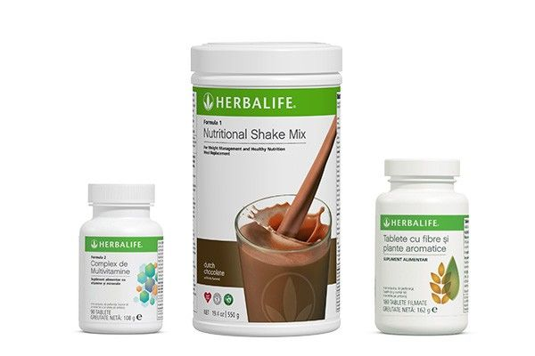 Program Herbalife Menținere