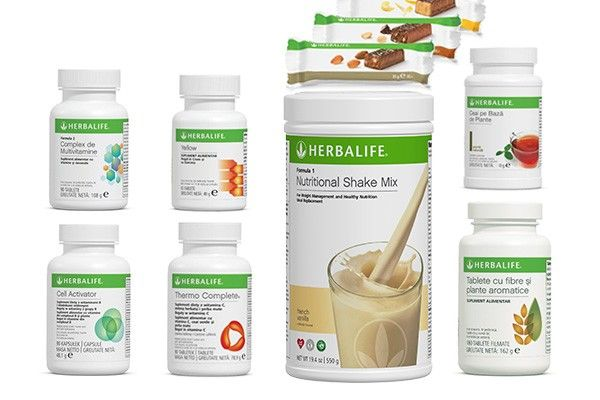 Program Herbalife Slăbire Rapidă